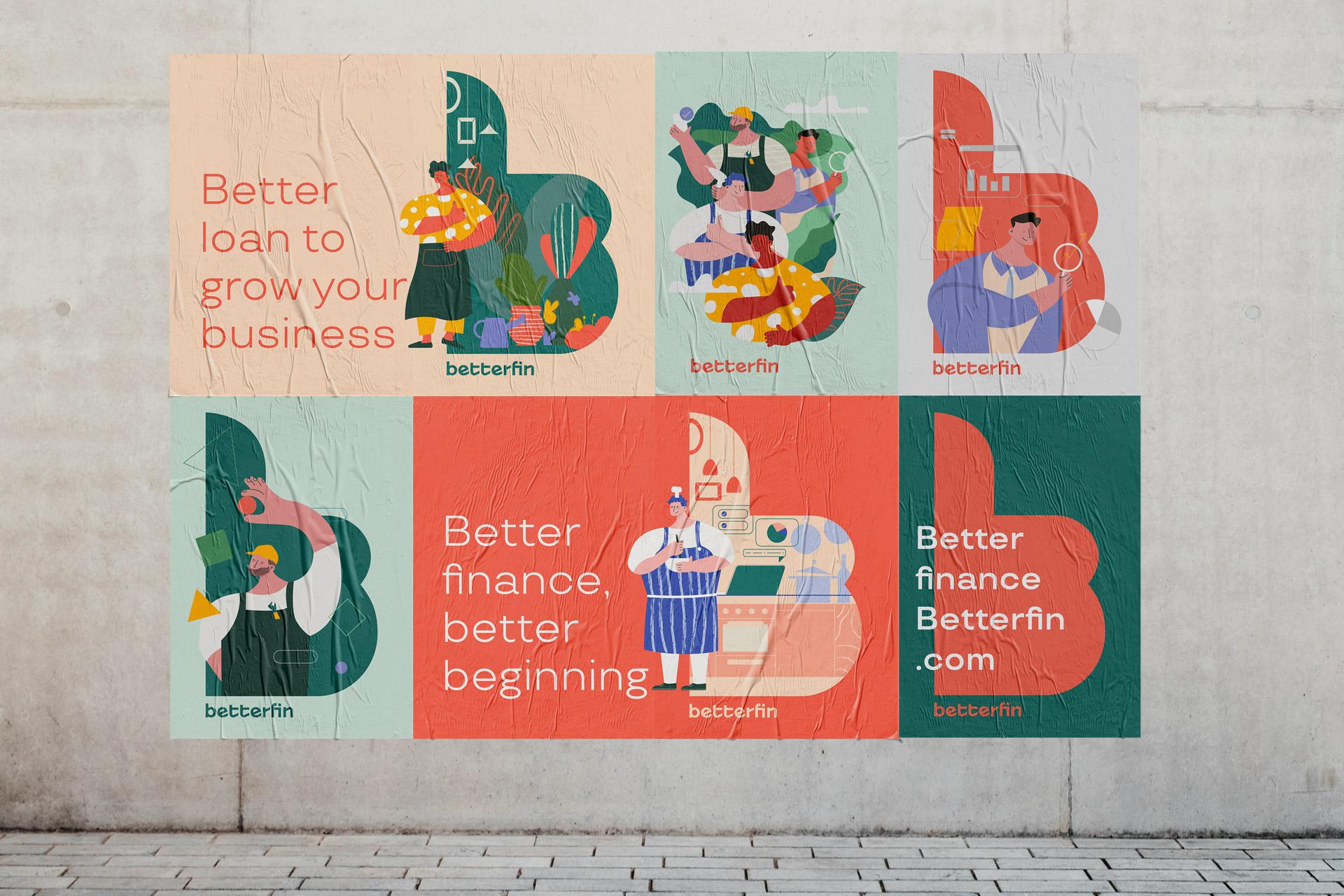Betterfin poster
