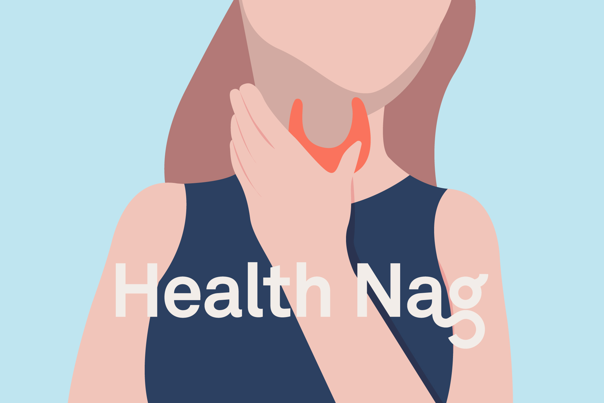 Health Nag instagram content illustration