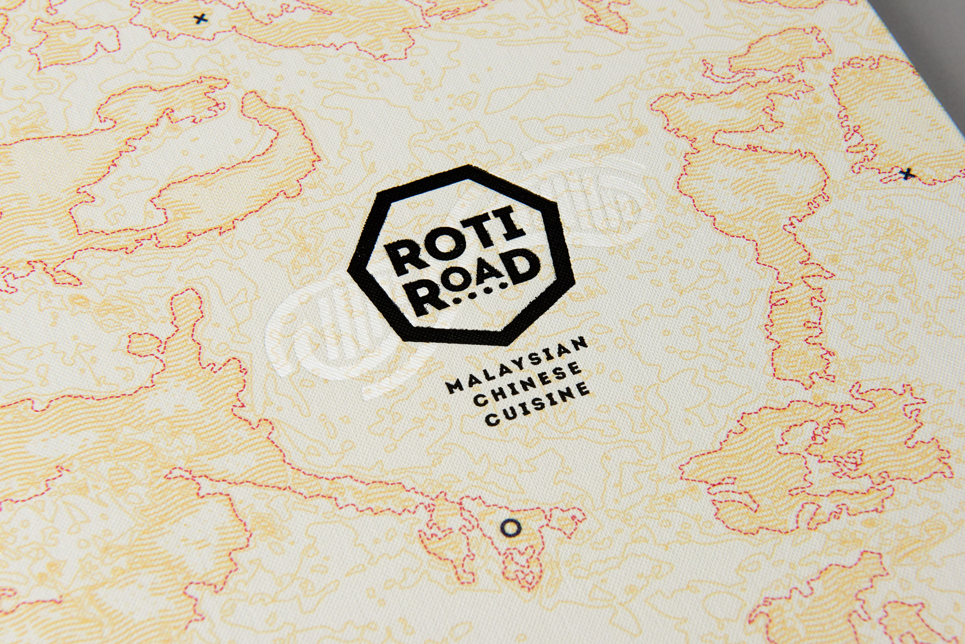 Roti Road logo